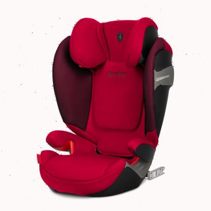 Εικόνα της Κάθισμα Αυτοκινήτου Cybex For Scuderia Ferrari Solution S-Fix Racing Red