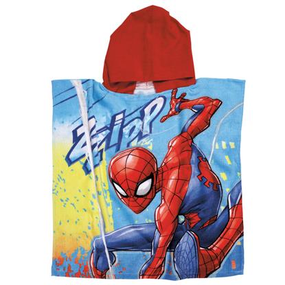 Εικόνα της 5835 ΠΟΝΤΣΟ ΘΑΛΑΣΣΗΣ 60Χ120 Spiderman