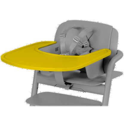 Εικόνα της Δίσκος Φαγητού Lemo Canary Yellow
