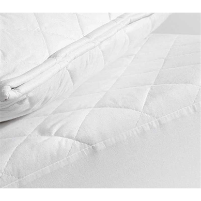 Εικόνα της Ζεύγος Μαξιλαροθήκες Καπιτονέ 50Χ70