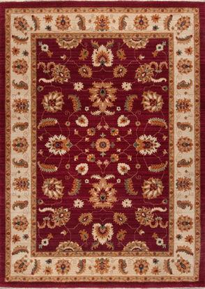 Εικόνα της Κλασσικό Χαλί Ziegler 1594 Red-Ivory 170X240