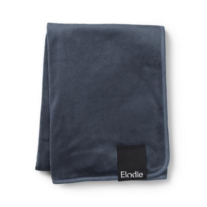 Εικόνα της Κουβέρτα Elodie Details Pearl Velvet Juniper Blue