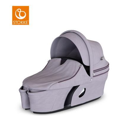 Εικόνα της Stokke Xplory Πορτ μπεμπέ V6 Brushed Lilac