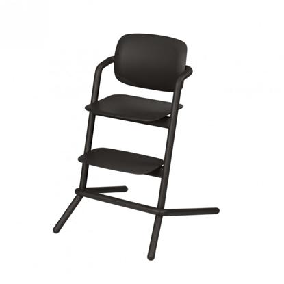 Εικόνα της Καρέκλα Cybex Lemo Infinity Black
