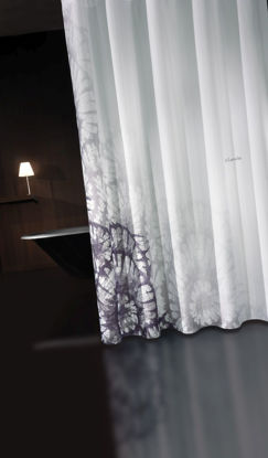 Εικόνα της ΚΟΥΡΤΙΝΑ ΜΠΑΝΙΟΥ GUY LAROCHE THEATRO GREY BLACK 180X190