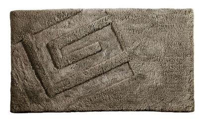Εικόνα της Πατάκι Μπάνιου TRIVIA WENGE 40X60
