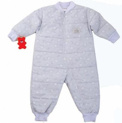 Εικόνα της Υπνόσακος Baby Oliver Νο1 Γκρι Αστεράκι