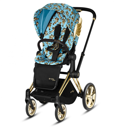 Εικόνα της Cybex Καρότσι Priam Cherub Blue by Jeremy Scott