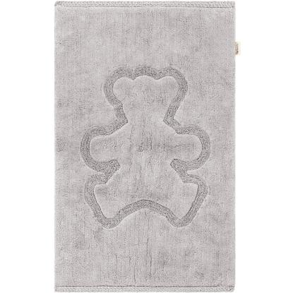 Εικόνα της Χαλί Βαμβακερό Guy Laroche Bear Silver 130X180
