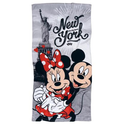 Εικόνα της 5846 ΠΕΤΣΕΤΑ ΘΑΛΑΣΣΗΣ 70Χ140 Mickey in NY