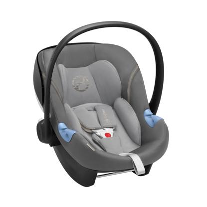 Εικόνα της Κάθισμα Αυτοκινήτου Cybex Aton M I-Size Soho Grey