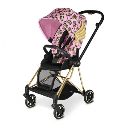 Εικόνα της Cybex Καρότσι Mios Cherub Pink by Jeremy Scott