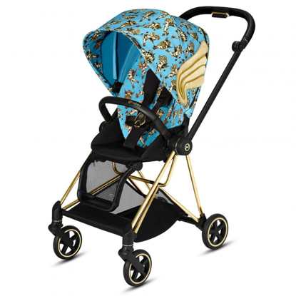 Εικόνα της Cybex Καρότσι Mios Cherub Blue by Jeremy Scott