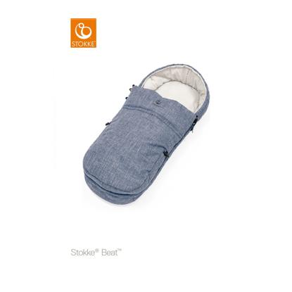 Εικόνα της Stokke stroller softbag blue melange