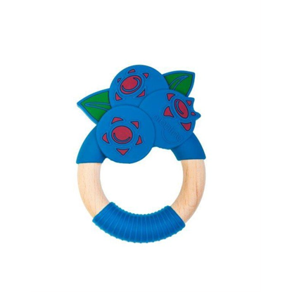 Εικόνα της Μασητικό-Κρίκος Οδοντοφυίας Nibbling Blueberry