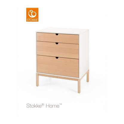Εικόνα της Stokke Home Dresser συρταριέρα αλλαξιέρα Natural