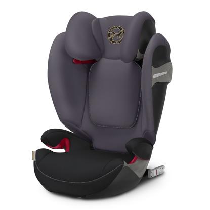 Εικόνα της Κάθισμα Αυτοκινήτου Cybex Solution S-Fix Premium Black