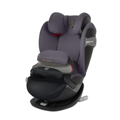 Εικόνα της Κάθισμα Αυτοκινήτου Pallas S-FIX Premium Black