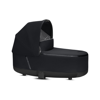 Εικόνα της Priam Cybex Platinum Carry Cot Lux Deep  Black