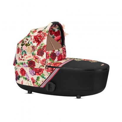 Εικόνα της Cybex Πορτ Μπεμπέ MIOS Lux Carry Cot Spring Blossom Light