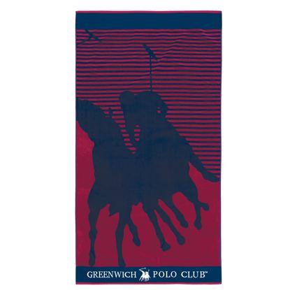 Εικόνα της 2895 GREENWICH POLO CLUB ΠΕΤΣΕΤΑ ΘΑΛΑΣΣΗΣ 90Χ170