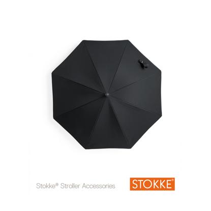 Εικόνα της Stokke ομπρέλα Black