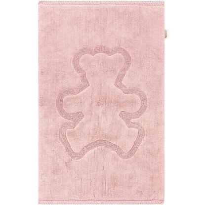 Εικόνα της Χαλί Βαμβακερό Guy Laroche Bear Pinky 130X180