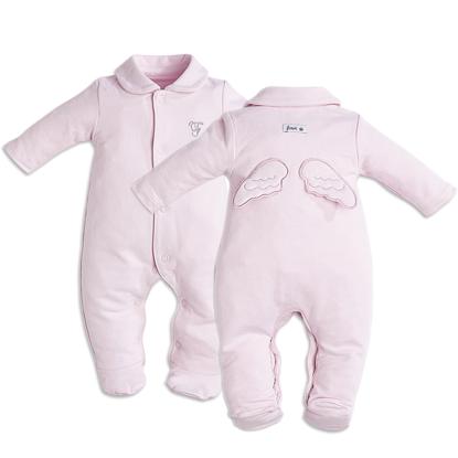 Εικόνα της Φορμάκι My First Outfit Baby Angel Pink
