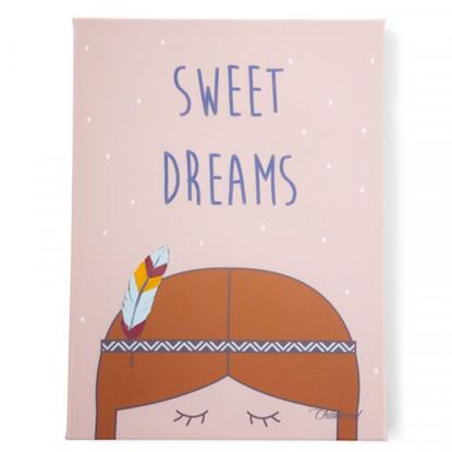 Εικόνα της Kανβάς Sweet Dreams