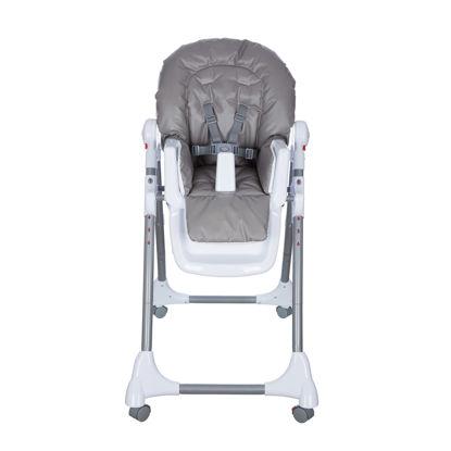 Εικόνα της Κάθισμα Φαγητού Baby Adventure Plain Grey