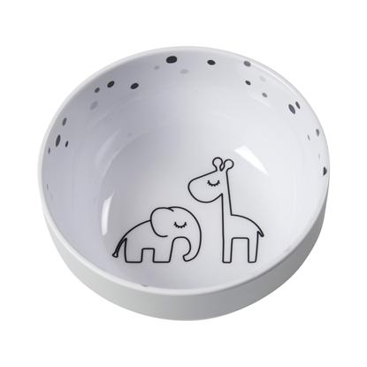 Εικόνα της Μπώλ Done By Deer Yummy mini bowl Dreamy dots Grey