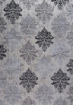 Εικόνα της Σετ Κρεβατοκάμαρας Velvet 3885 White-Grey