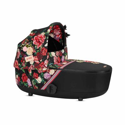 Εικόνα της Cybex Πορτ Μπεμπέ MIOS Lux Carry Cot Spring Blossom Dark