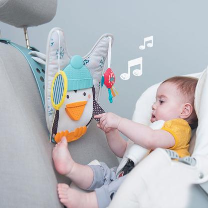 Εικόνα της Taf toys Penguin play & kick car toy