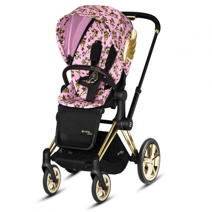 Εικόνα της Cybex Καρότσι Priam Cherub Pink by Jeremy Scott