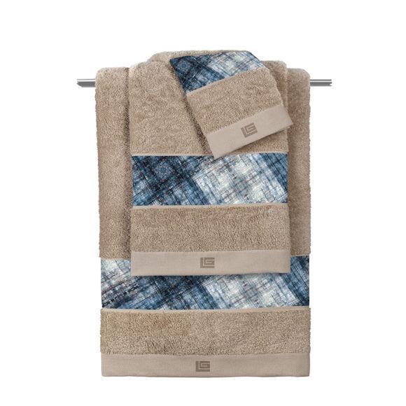 Εικόνα της Πετσέτες Royal Blue  3 τεμαχίων