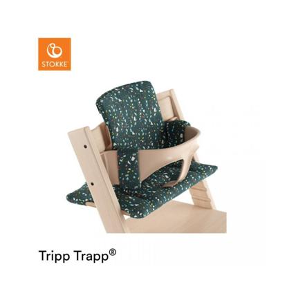Εικόνα της Stokke Tripp Trapp Classic Cushion Βρεφικό Μαξιλάρι Honeycomb Terazzo Petrol