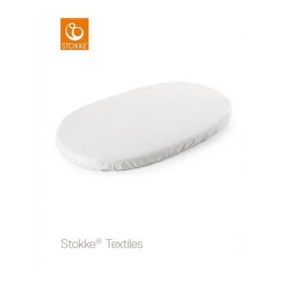 Εικόνα της Stokke sleepi fitted sheet κατωσέντονο White 120 cm