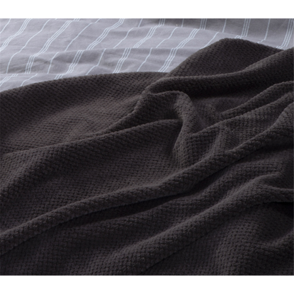 Εικόνα της ΚΟΥΒΕΡΤΑ FLEECE NEF-NEF RECORD 160Χ220 GREY
