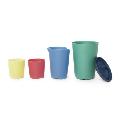 Εικόνα της Stokke® Flexi Bath® Toy Cups Multi Colour