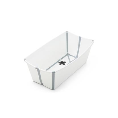 Εικόνα της Stokke Flexi Bath με θερμοευαίσθητη βαλβίδα White
