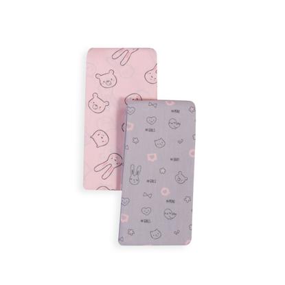 Εικόνα της ΣΕΝΤΟΝΙ NEF-NEF ΛΙΚΝΟΥ FASHION BABY PINK 2 ΤΕΜΑΧΙΩΝ