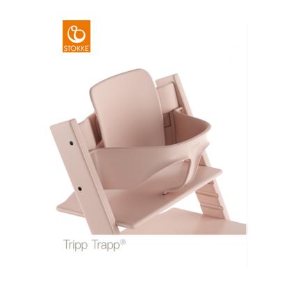 Εικόνα της Stokke Tripp trapp baby set βρεφικό σετ serene pink