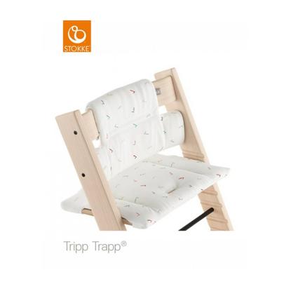 Εικόνα της Stokke Tripp Trapp Classic Cushion Βρεφικό Μαξιλάρι Honeycomb Icon Multicolor