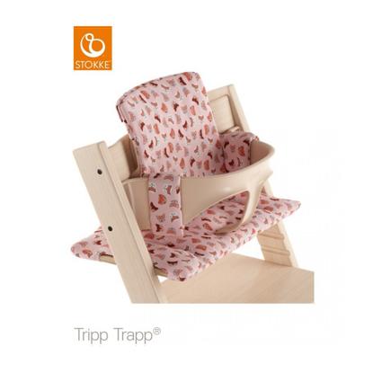 Εικόνα της Stokke Tripp Trapp Classic Cushion Βρεφικό Μαξιλάρι Honeycomb Pink Fox