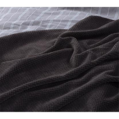Εικόνα της ΚΟΥΒΕΡΤΑ FLEECE NEF-NEF RECORD 240Χ220 GREY