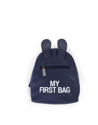 Εικόνα της Σακίδιο Πλάτης Childhome My First Bag Navy