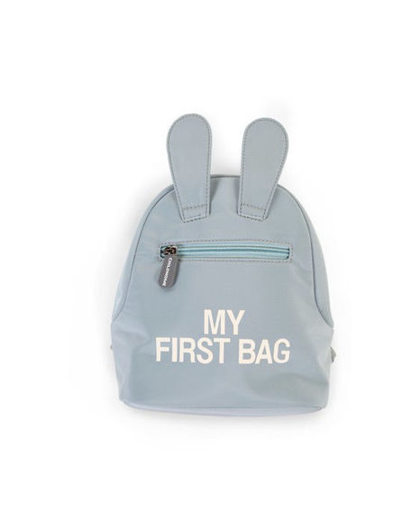 Εικόνα της Σακίδιο Πλάτης Childhome My First Bag Grey