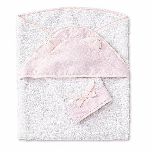 Εικόνα της Μπουρνούζι My First Collection pretty pink