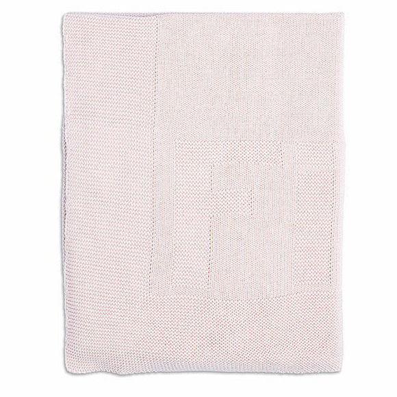 Εικόνα της Κουβέρτα αγκαλιάς πλέκτη My First Collection Pretty Pink
